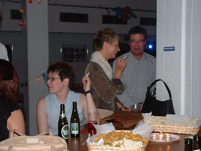 Fest på IT-Akademiet, 21 Marts 2003