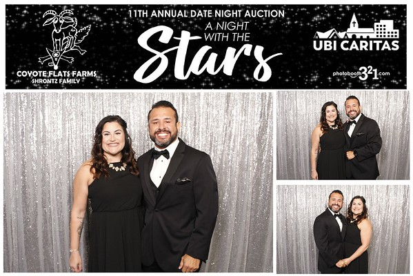 UBI Caritas 2019- 11th Annual  Night with the stars