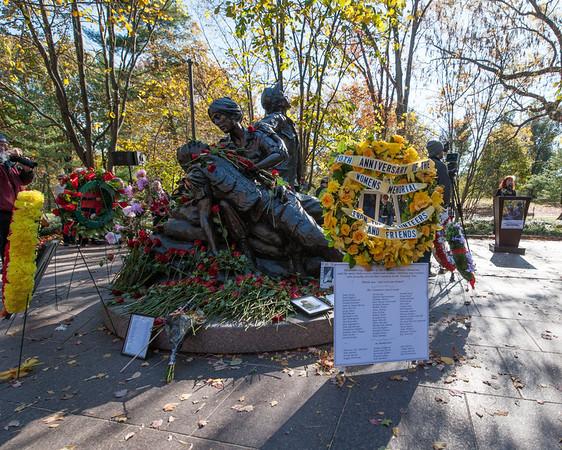 2013 Women's Veteran Memorial