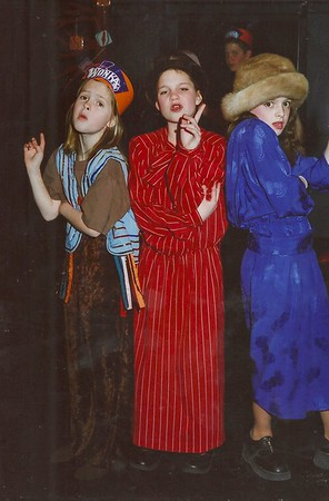 Spring 2002 - Charlie & the Chocolate Factory