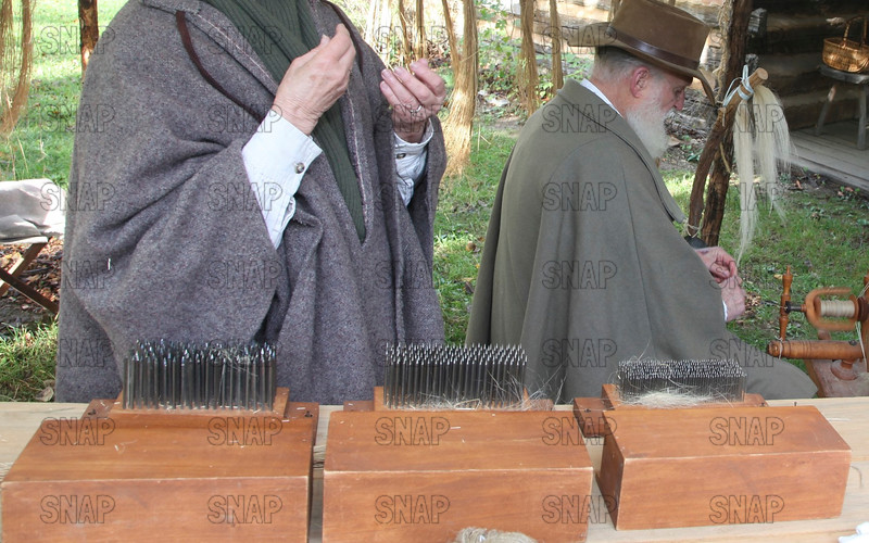 Flax Hackles & Safety Covers