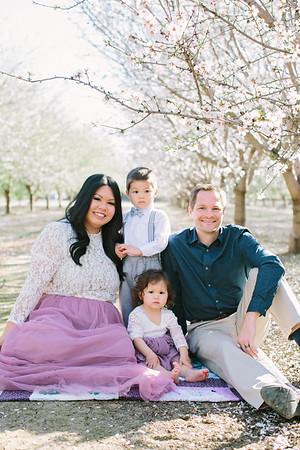 Jordan & Chris Family Photos 2021