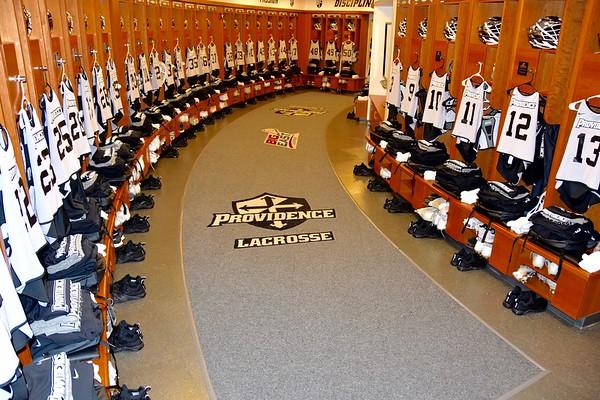 Friars' Locker Room