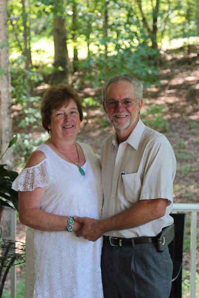 Waters 50th Wedding Anniversary