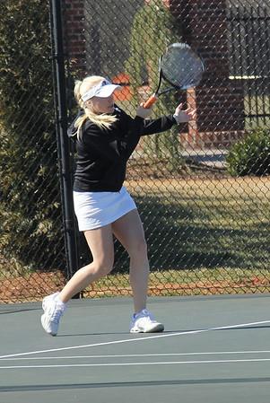 Women's Tennis v Elon