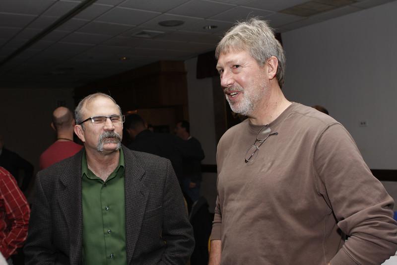 Ron Lauze & Elvin Harms