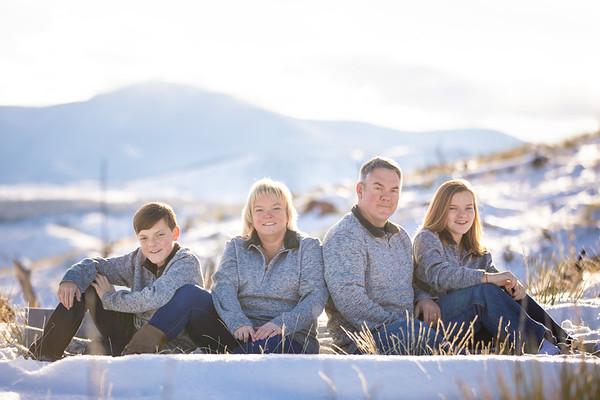 Jenkins Family 2019