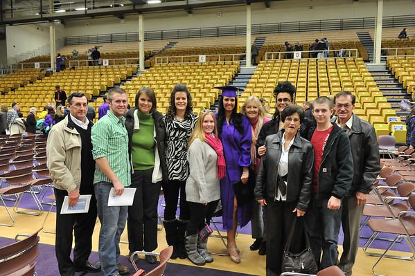 Brittni's Graduation WIU 12-17-11