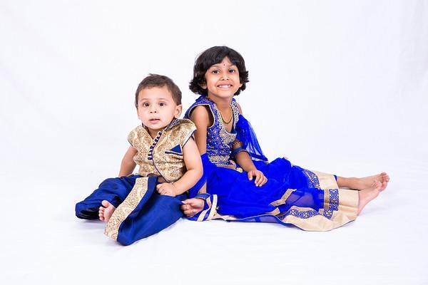 Maheshwari Ravi Family