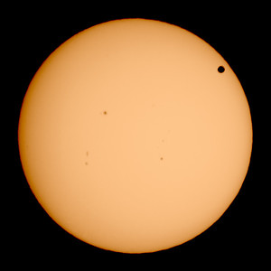Transit of Venus - 06/05/12