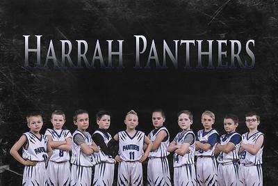 Harrah Panthers nw
