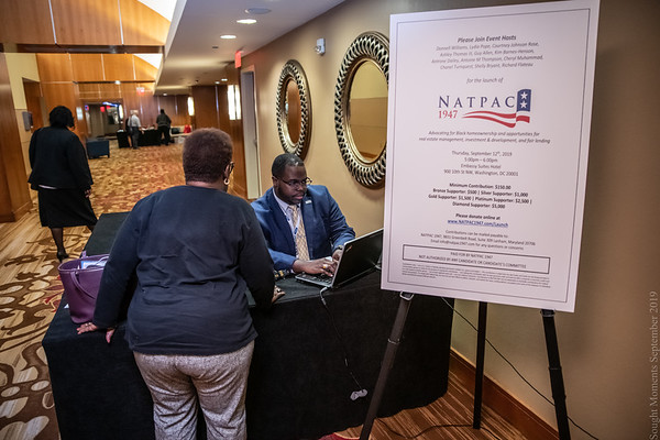 NATPAC reception