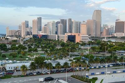 Miami, Florida - MSC Armonia Cruise - May, 2019