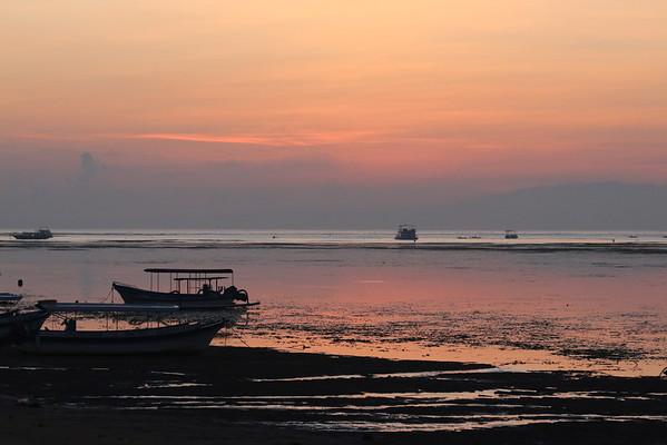 Bali en mer