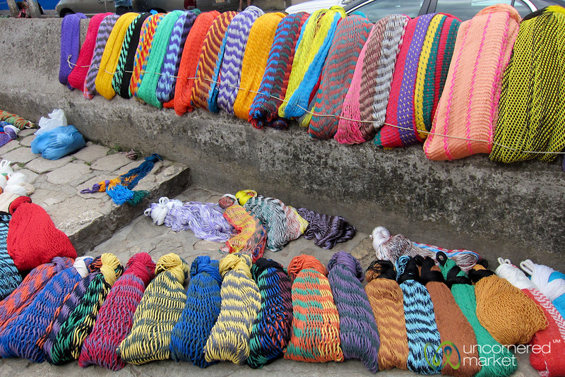 Hammocks for Sale - San Cristobal de las Casas, Mexico