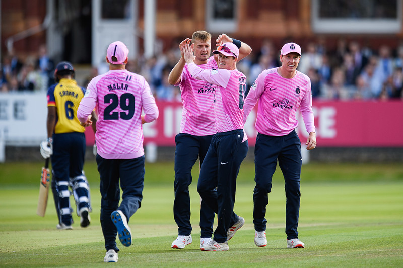 T20 Vitality Blast Fixture between Middlesex vs Essex Eagles