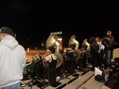 Smithson Valley Playoff Game (November 19, 2010)