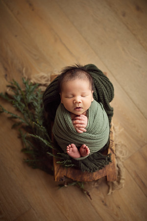 Micah F Newborn