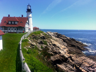 Portland, Maine, Coastal Lighthouses