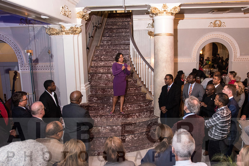 Dec 7, 2017 Representative Donna Bullock Winter Reception