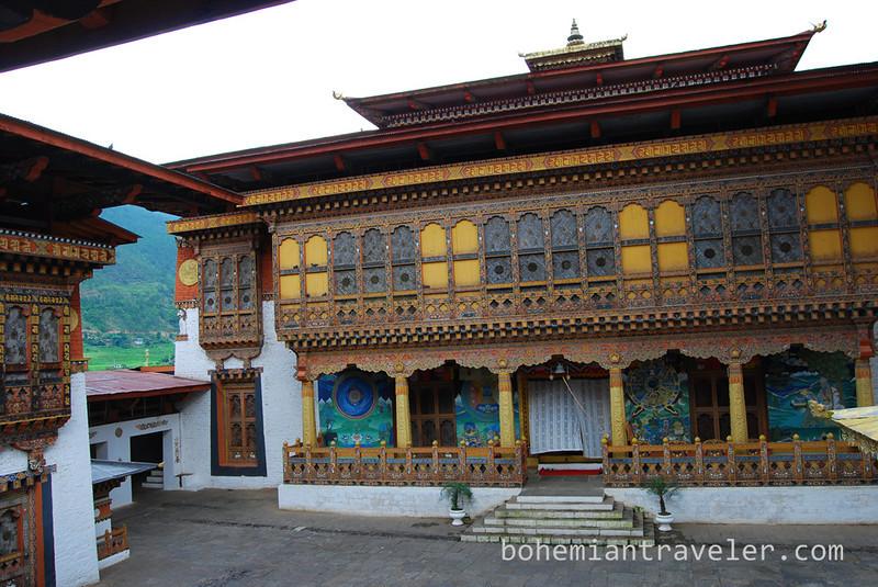 inside Punakha Dzong Fortress Bhutan (3).jpg