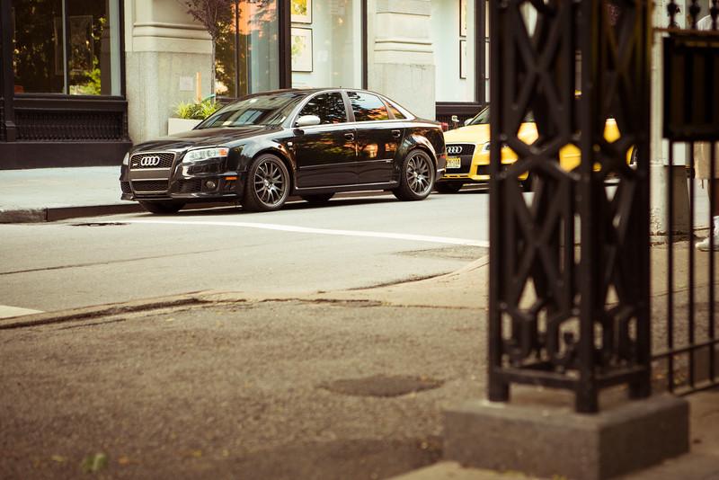 NYC RS4 Drive '12