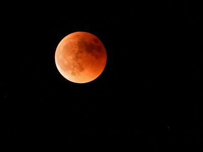 Blood moon July 27th 2018