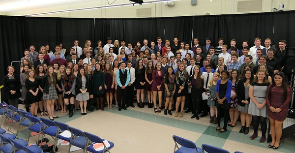 Tri-M Induction Ceremony, 11/02/17