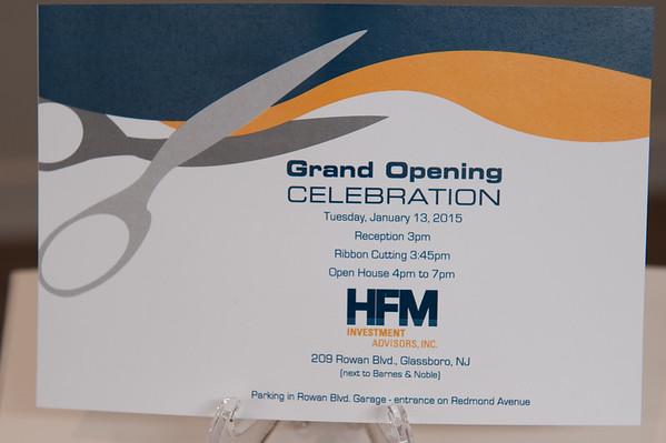 HFM Grand Opening