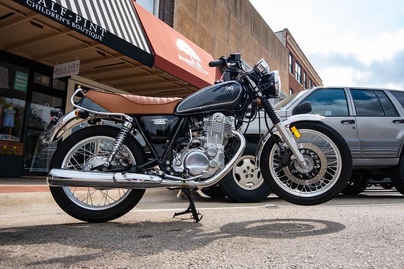 Denton Bikes & Coffee, 05/26/2019