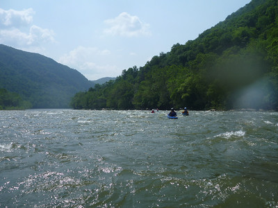 Gauley Fishing 5.27.12