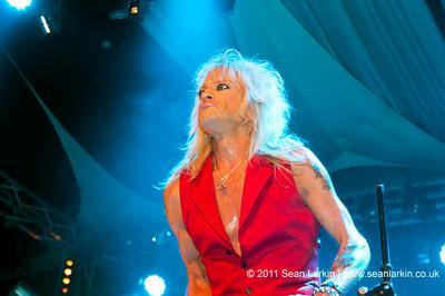 Michael Monroe - Hard Rock Hell V