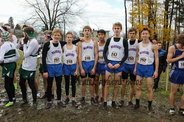 2018-11-10 New England Boys & Girls Cross Country Championships