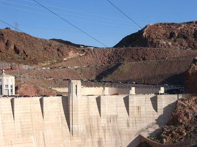 Hoover Dam Nov 05