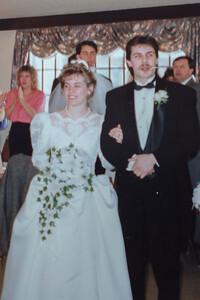 Amy & Jeff 1992