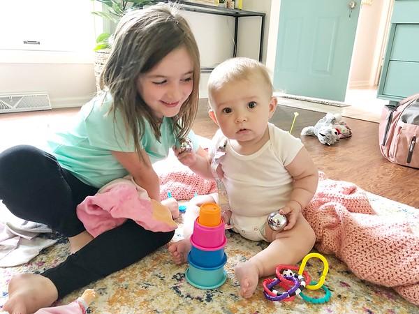 Babysitting Valerie