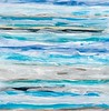 Blue Degrees-Iorillo, 50x50 on canvas