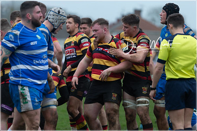 Bridgend v Carmarthen