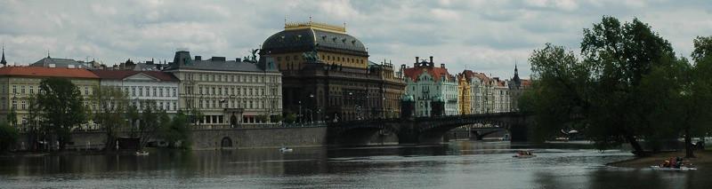 Vltava River - Prague, Czech Republic