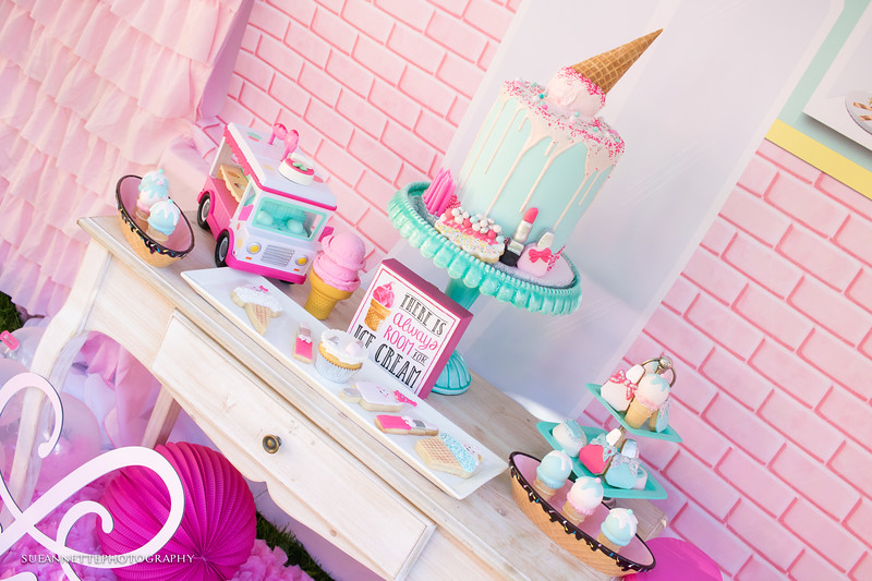 Lindsey's Spa Birthday