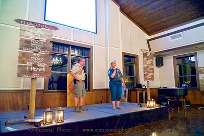Fort Gatlin District Banquet, May 28, 2015