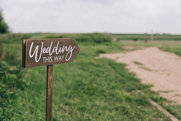 Christene and Bill Wedding