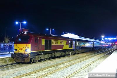 2014 - Chiltern Trains