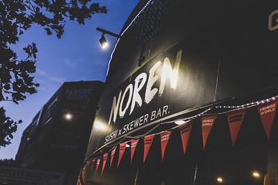 Noren Sushi Bar , Perth - Australia
