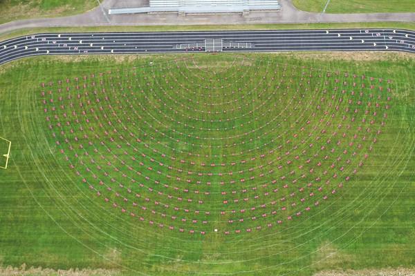 20200718  TRHS Graduation - Aerial/Drone Stills