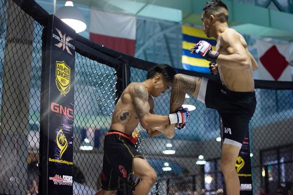 X-1 Fighting Championship, Honolulu, HI August, 3rd 2018