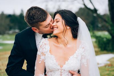 Allie + Jeff - Wedding