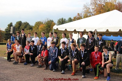 Boys Championship Awards
