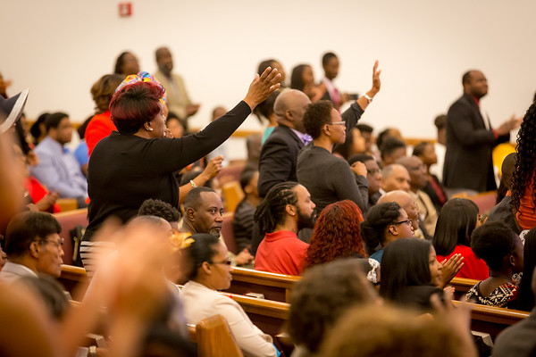 2017-02-11 Patmos Chapel Divine Service (Pastor Jame Doggette Jr.)