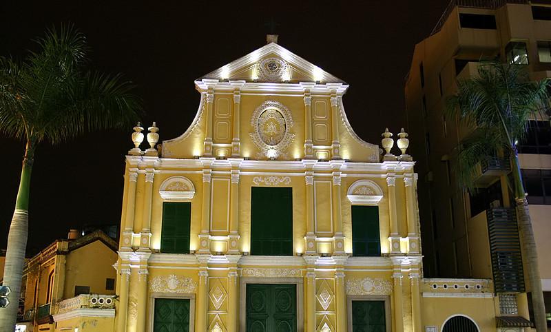 St Dominic's Church, Macau